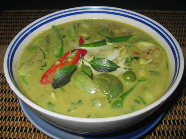 Green Curry: I am just not that into you. | Only in ...